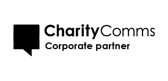 Charity Comms Corporate partner