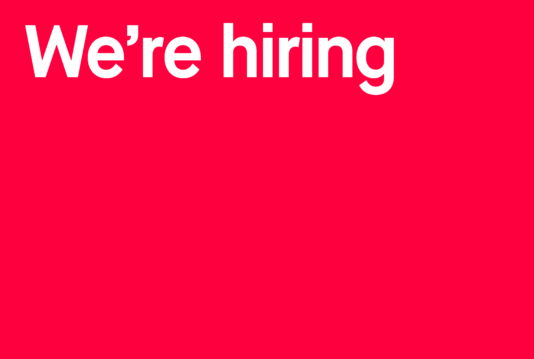 We're looking for a junior designer