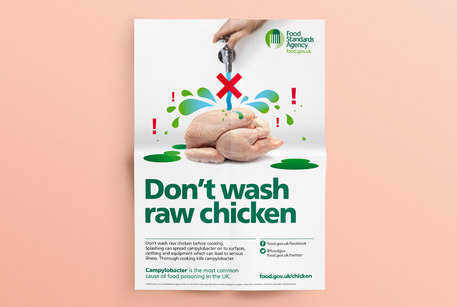 Christmas Food Safety campaign