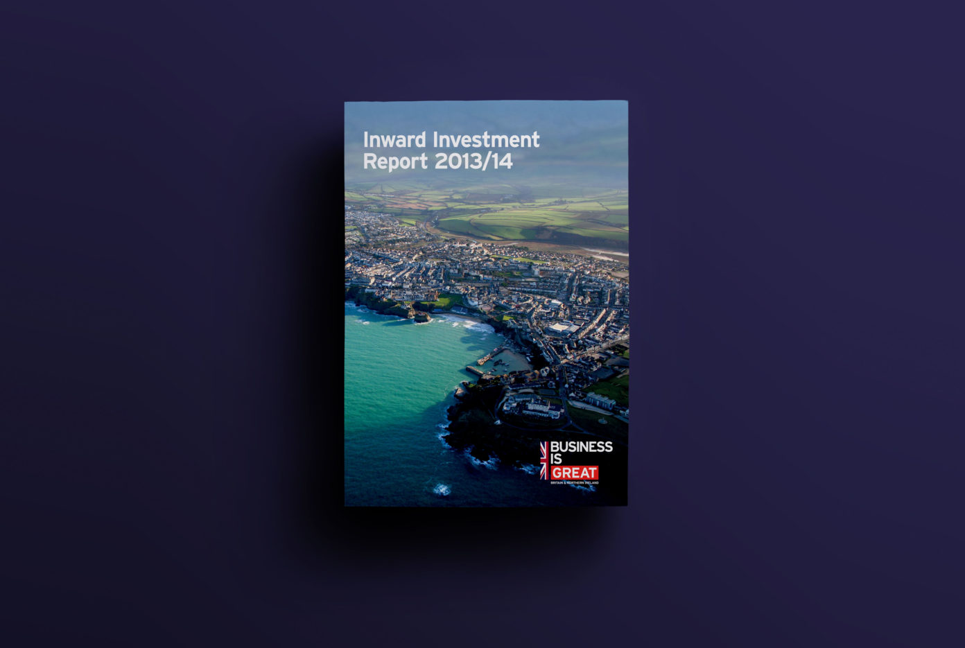 UK Trade & Investment Inward Investment report