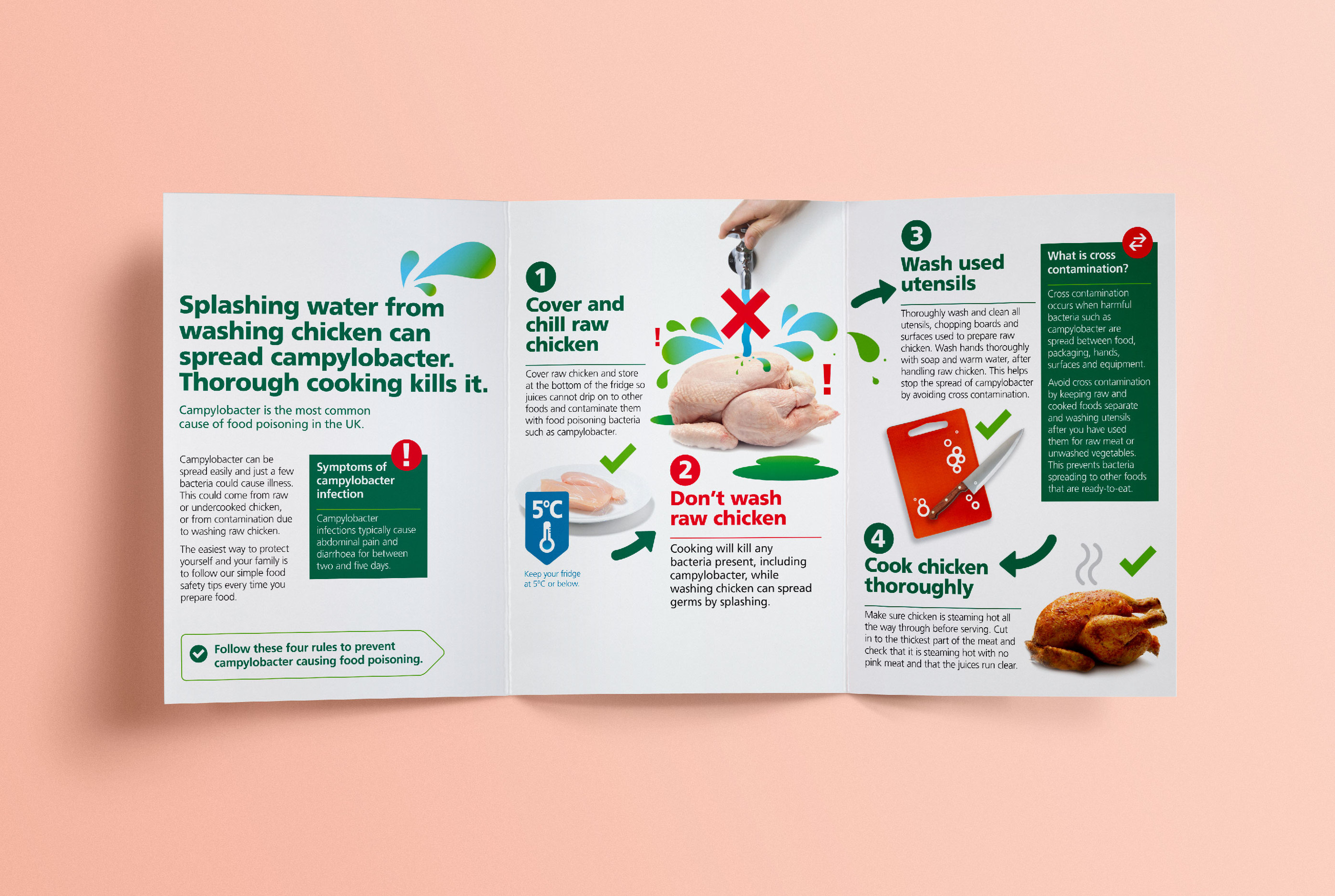 FSA Food safety week 2014 leaflet 1400