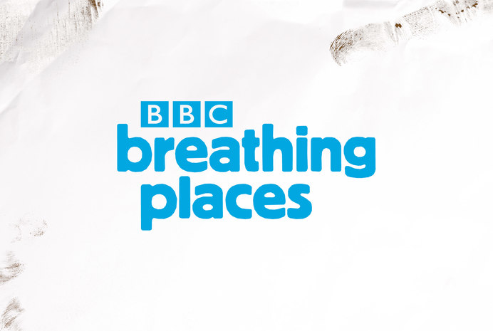 BBC Breathing Places identity